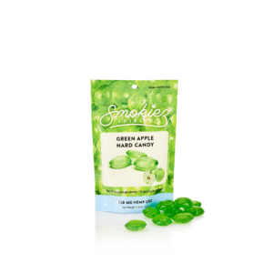 Green Apple CBD Hard Candy